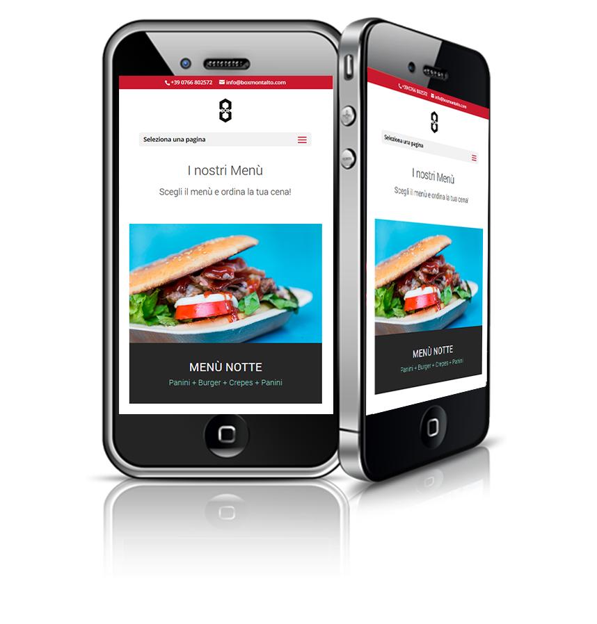Box montalto sito mobile first viterbo marketing for Sito mobili